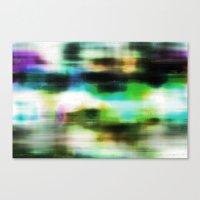 techno Canvas Prints featuring Techno Dream by Idle Amusement
