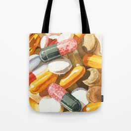 TABLETS Tote Bag