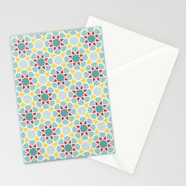 Arabesque IV Stationery Cards