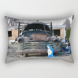 Mother Mary Rectangular Pillow