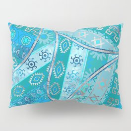 Ethnic Tribal Pattern Art N7 Pillow Sham