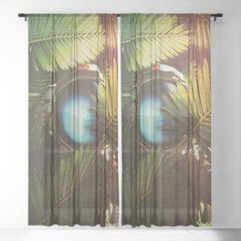 At Nature Sheer Curtain