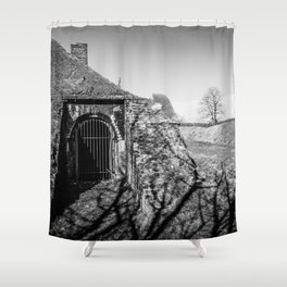 Home Sweet Home? Shower Curtain