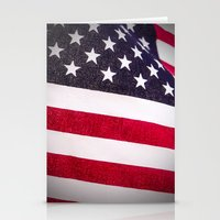 america Stationery Cards featuring America by Mary Timman