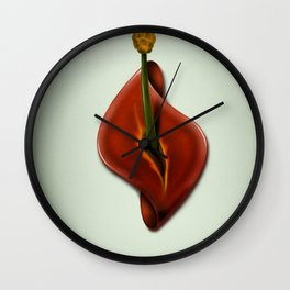 Holding tight to dreams that never end Wall Clock