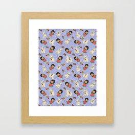 Pasnita & Wichi Framed Art Print