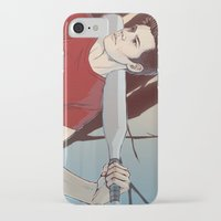 stiles iPhone & iPod Cases featuring stiles by kala