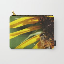 Desert Sunflower Cafeteria Carry-All Pouch