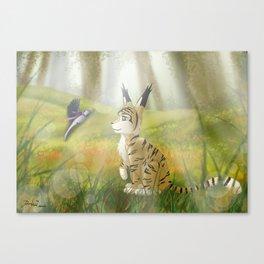Natures Serenity  Canvas Print