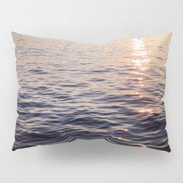 Puget Sound Sunset Pillow Sham