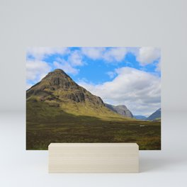 Highland Green Mini Art Print