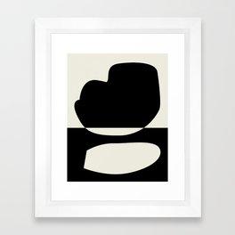 // Reverse 01 Framed Art Print