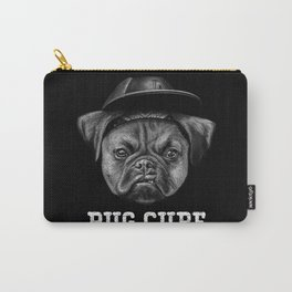 Pug Cube Carry-All Pouch