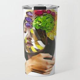 Papecollage Take your Pride by Lenka Laskoradova Travel Mug