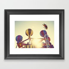 Fun Times  Framed Art Print