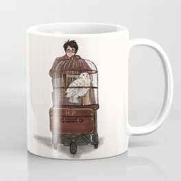 Off to Hogwarts Coffee Mug