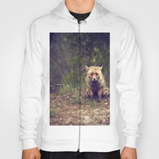 Mr Fox is staring at you Hoody