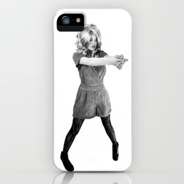 Wild Wild Bex iPhone Case