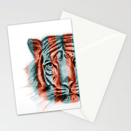 Prisoner Performer Stationery Cards