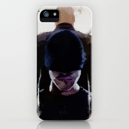 Matt Murdock / Wilson Fisk iPhone Case