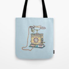 waiting for your call since 1896 Tote Bag