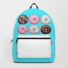 Donuts Party Backpack