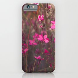 A Fairy Song - Botanical Photography #Society6 iPhone Case