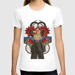 Tiger by Lenka Laskoradova T-shirt