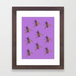 buzz kill Framed Art Print
