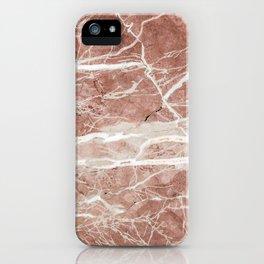 Vintage Marble texture iPhone Case