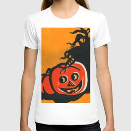 Vintage Jack o' lantern T-shirt