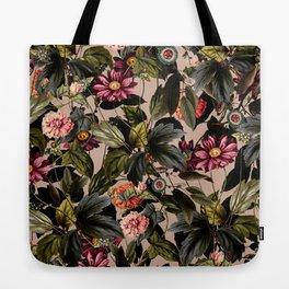 Vintage Garden II Tote Bag