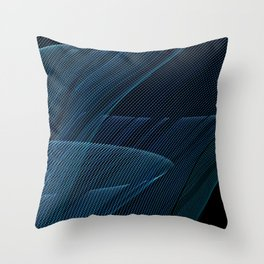 Lights At Night III Throw Pillow