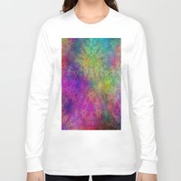 christ Long Sleeve T-shirts featuring Christ by RingWaveArt
