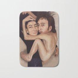 John and Yoko Bath Mat