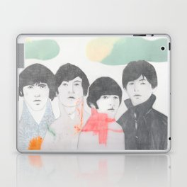 Strawberry fields forever! Laptop & iPad Skin