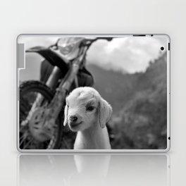 Dirt Bike Kid Laptop & iPad Skin