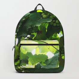Green grapes Nature Design Backpack