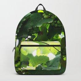 Green grapes Nature Design Backpack