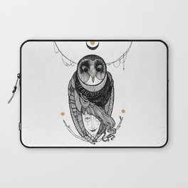 bird women Laptop Sleeve