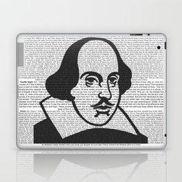 Words of Shakespeare Laptop & iPad Skin