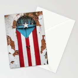 Partido Independista Stationery Cards
