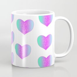bitter and sad Coffee Mug