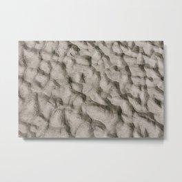 The Sand Dunes Metal Print
