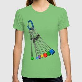Rock Climbing Wires T-shirt