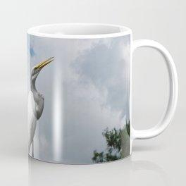 Dino Bird Coffee Mug