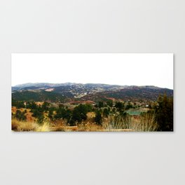 Manitou Springs, Colorado Canvas Print