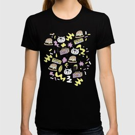 Cat Jams T-shirt