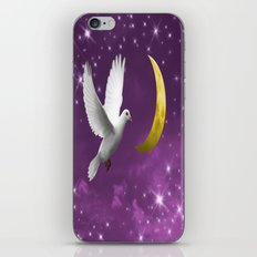 Oh I'd Like To Swing On A Star. iPhone & iPod Skin