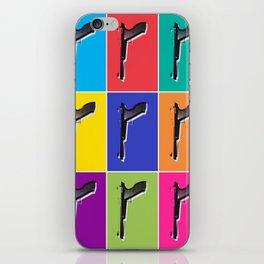 Zapper #4 iPhone Skin